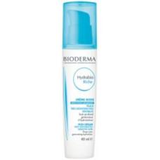 Bioderma Hydrabio Moisturising Rich Cream For Very Dehydrated Sensitive 40ml