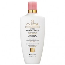 Collistar Multivitamin Makeup Remover Milk face eye 400ml