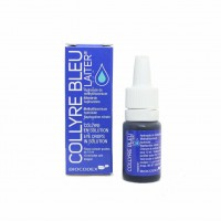 Collyre Bleu Blue Laiter Eye Drop Drops 10ml