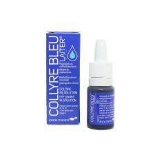 Collyre Bleu Blue Laiter Eye Drop Drops 10ml