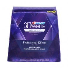 Crest 3D Whitestrips Professional Effects Non Slip Strips for Brown or Yellow Teeth