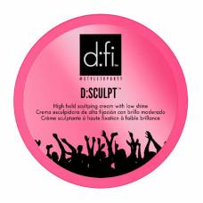D:fi D:Sculpt High Hold Hair Cream 75g