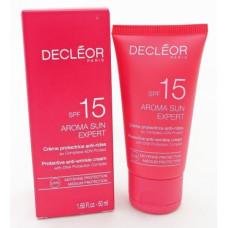 Decleor Aroma Sun Expert Anti-Wrinkle Protective Cream SPF 15 50ml