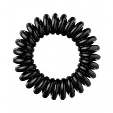 Invisibobble The Traceless Hair Ring True Black 3 Pcs