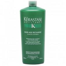 Kerastase Resistance Bain Age Recharge Shampoo 1000ml