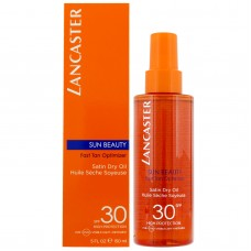Lancaster Sun Beauty Dry Oil Fast Tan Optimizer 150ml