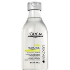 L'oreal Serie Expert Pure Resource Shampoo 250ML