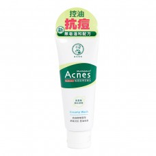 Mentholatum Acnes Medicated Creamy Wash 100G