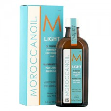 Moroccanoil Light Treatment Oil With Pump 100ML