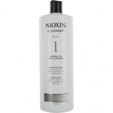 Nioxin System 1 Cleanser for Fine Hair 1000ml