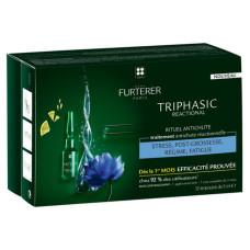 Rene Furterer Triphasic Reactional Treatment For Sudden Hair Loss 12 vials x 5ml