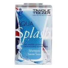 Tangle Teezer Aqua Splash Detangling Shower Brush Blue Lagoon