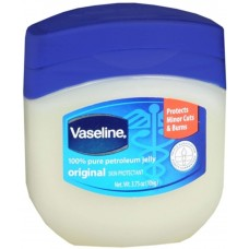 Vaseline 100% Pure Petroleum Jelly Skin Protectant 106g