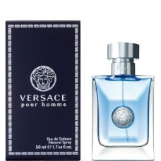 Versace Pour Homme Versace EDT Eau De Toilette for Men 50ml