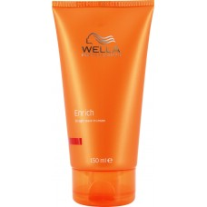 Wella professionals enrich straight leave in cream 150ml