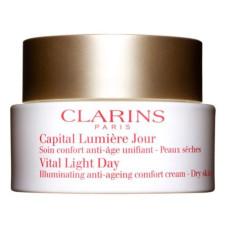 Clarins Vital Light Day Illuminating Anti-Ageing Comfort Cream 50ml