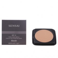 Kanebo total finish refill 204.5 amber beige foundation