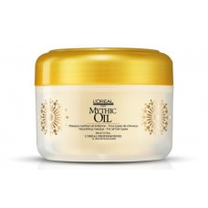 L'oreal Mythic Oil Masque Nourishing Mask All Hair Types 200ml