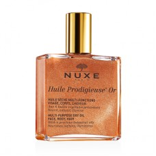 Nuxe Huile Prodigieuse OR Multi-Usage Dry Oil Golden Shimmer 50ml