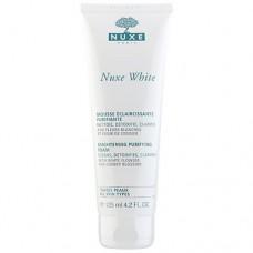 Nuxe White Brightening Purifying Foam 125ml