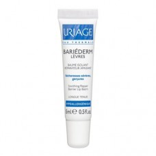 Uriage Bariederm Levres Soothing Repair Barrier Lip Balm 15ml