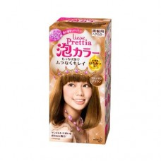 Kao Prettia Liese Bubble Hair Color Marshmallow Brown