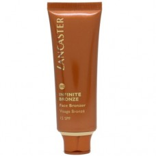 Lancaster Self Tan Infinite Bronze Face Bronzer Sunlight Makeup SPF15 002 Sunny 50ml
